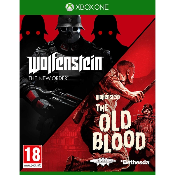 Image of Wolfenstein The New Order and The Old Blood Double Pack